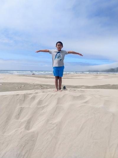 Agate beach OR