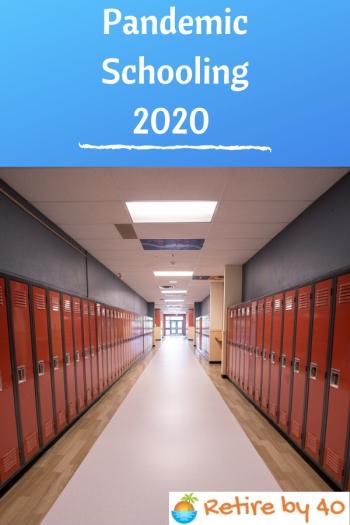 Pandemic Schooling 2020 350