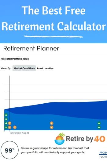 The Best Free Retirement Calculator 350