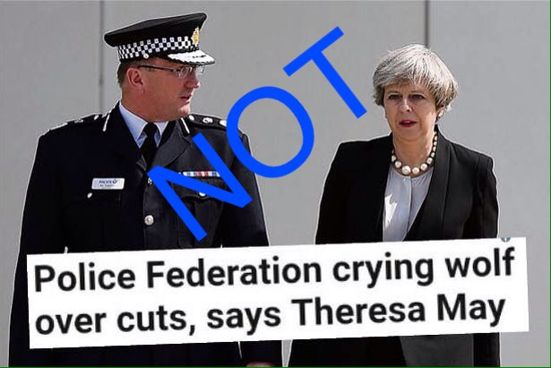 Why Theresa May's Cuts To Policing Are Far WORSE Than They Appear