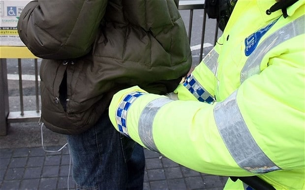 Stop & Search – A (Not An) Academic's Opinion