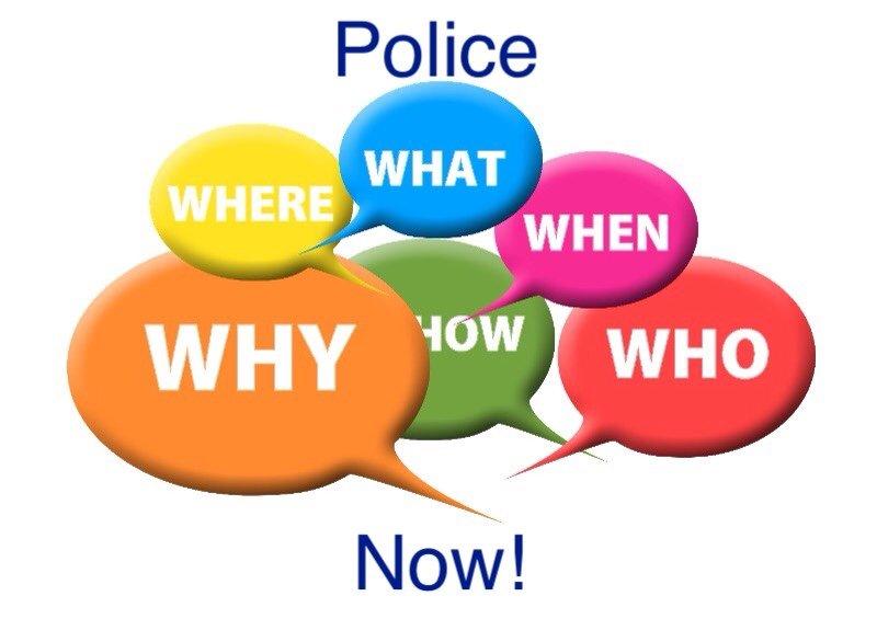 Police Now – A Slight Reprise
