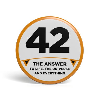The Answer To Everything Is NOT 42
