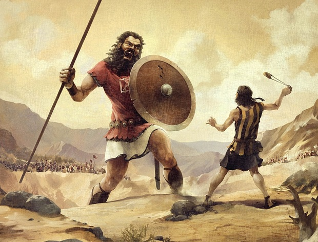 David (Warwickshire) Vs Goliath (West Mercia)