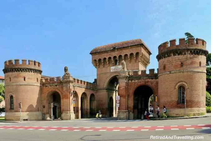 City Gates - Bologna Old Town - Emilia Romagna Region in Italy.jpg