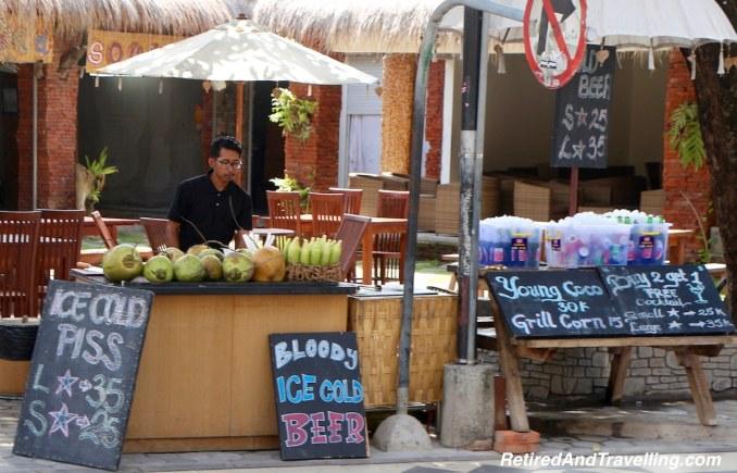 Drinking in Kuta - Bali Paradise.jpg