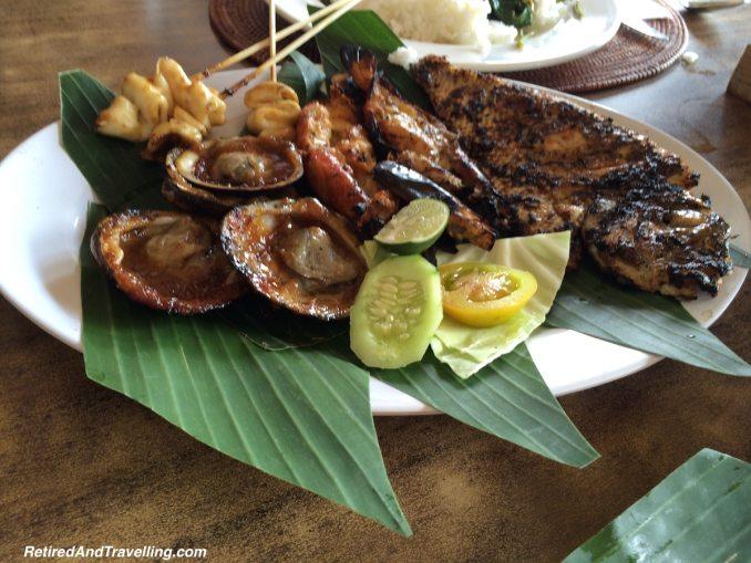 Jimbaran Beach Seafood - Things To See and Do in Bali Paradise.jpg