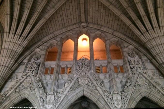 Rotunda - House of Parliament - Parliament Hill in Ottawa.jpg