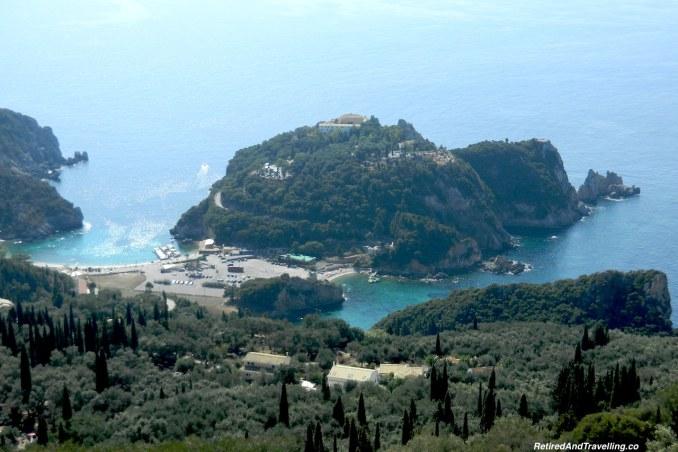 Paleokastritsa Corfu Hill Top Views - Exploring Greek Islands.jpg