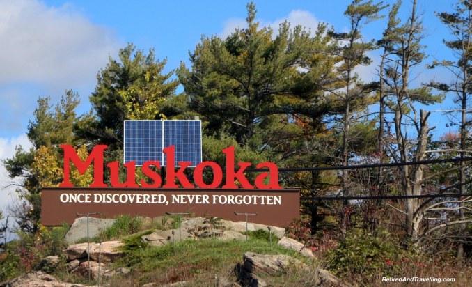 Muskoka Sign - Muskoka For Fall Colours.jpg