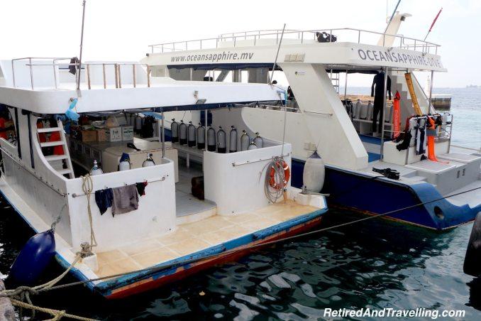 Scuba Dive Boats - Snorkelling in the Maldives.jpg