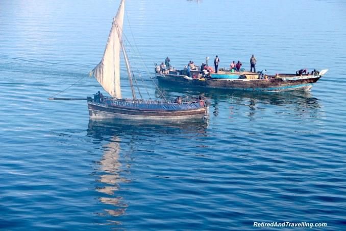 Zanzibar Harbour - Touring Zanzibar In the Rain.jpg