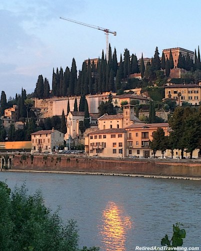 Verona River Sunset - Off The Beaten Path In Italy.jpg