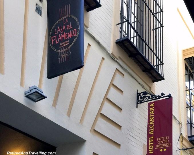 Seville Flamenco Show on Devour Seville Tour - Flamenco and Food in Seville.jpg