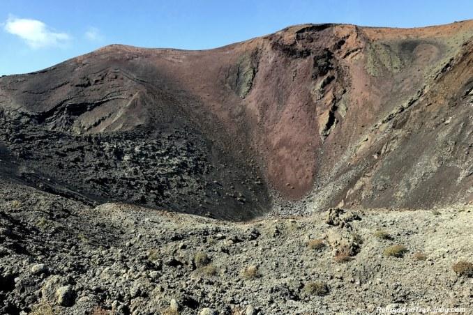 Timanfaya National Park Crater - Colours Of Lanzarote.jpg