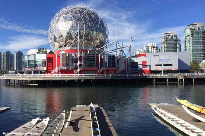 Telus Science Centre False Creek - Vancouver Stop On An Alaska Cruise.jpg