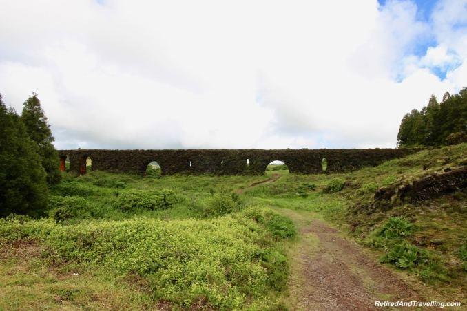 Ancient Aqueduct - Volcanic Setting of Sete Cidades Sao Miguel Azores.jpg