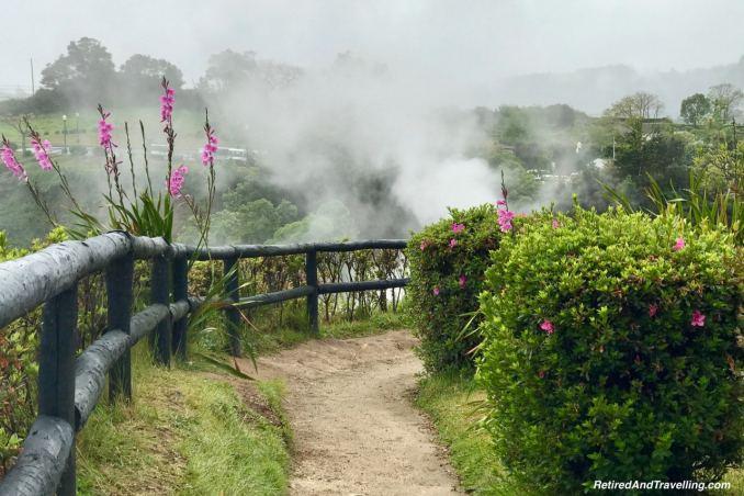 Furnas Caldera - Calderas In The Azores.jpg