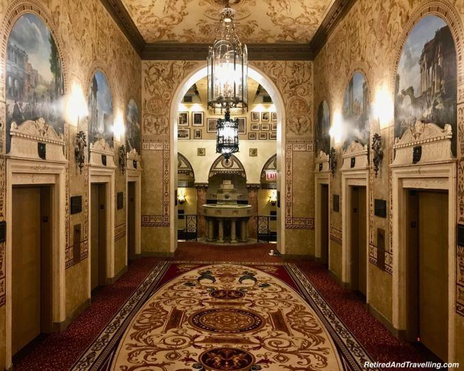Moorish Elevator Lobby - Intercontinental Chicago Medinah Heritage.jpg