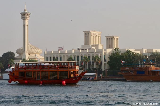 Canal Boat Cruise - Ways To Get Around Dubai.jpg