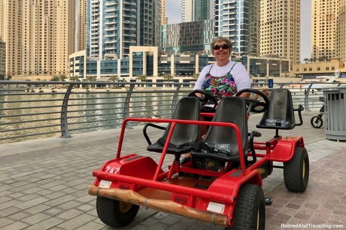 Pedal Car - Ways To Get Around Dubai.jpg