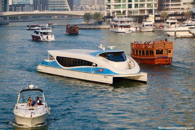 Busy Waterways - Ways To Get Around Dubai.jpg