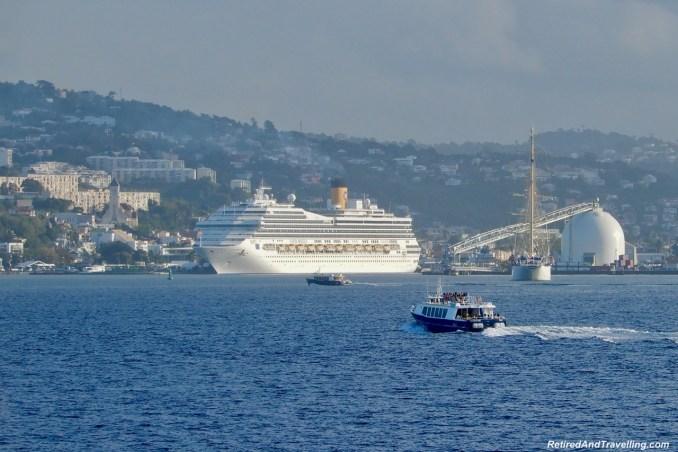 Fort de France Port - Explore Martinique By Catamaran.jpg