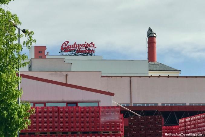 Factory Site - Original Budvar Budweiser Brewery.jpg