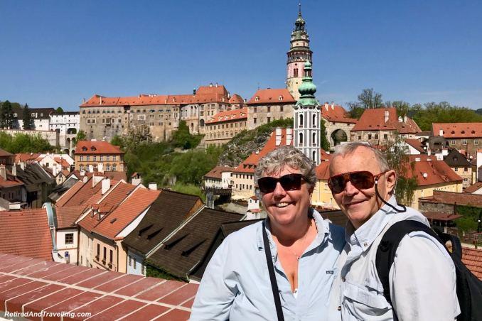 Panoramic Views - Medieval Town Of Cesky Krumlov.jpg