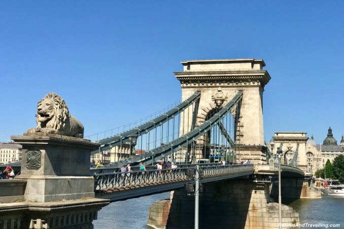 Szechenyi - Lanczhid Chain Bridge - Things To Do In Budapest.jpg