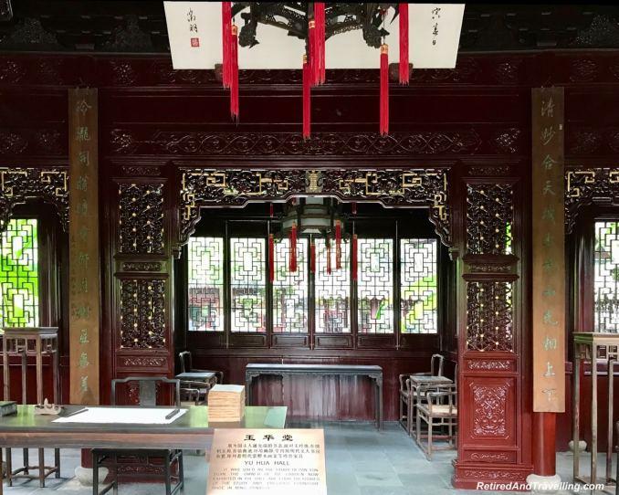 Yu Gardens Chinese Garden Buildings - Old Town and Yu Gardens in Shanghai.jpg