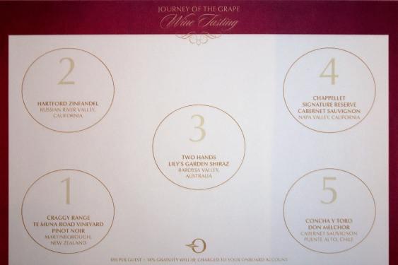 Oceania Cruises Insignia Wine Tasting - Cruise To Cuba For The Holidays.jpg