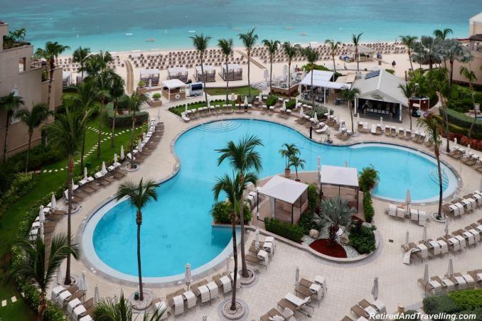 Ocean Beach Pool - Stay At Ritz-Carlton Grand Cayman.jpg