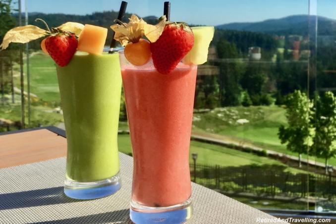 Westin Bear Mountain Resort Breakfast Smoothies.jpg