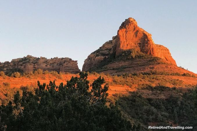 Rocks in the Valley - Visit To Sedona In October.jpg