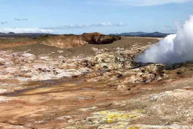 Iceland Gunnuhver Geothermal - Picturesque Reykjanes Peninsula From Reykjavik.jpg