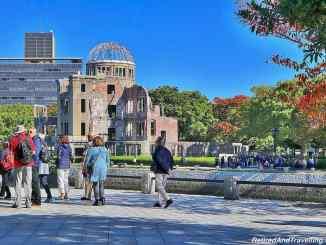 Hiroshima Peace Memorial Park With A-Bomb Dome.jpg