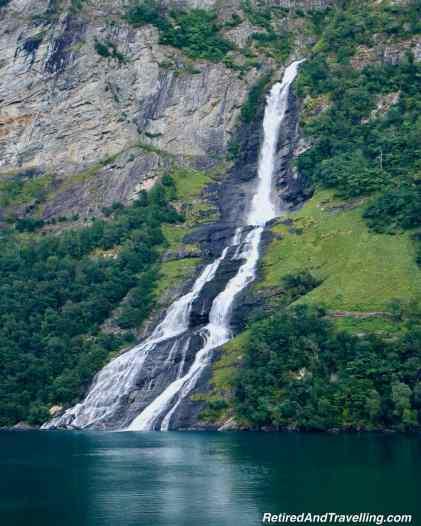 Geiranger Fjord Cruise Waterfall - Overland Hellesylt To Geiranger Fjord In Norway.jpg