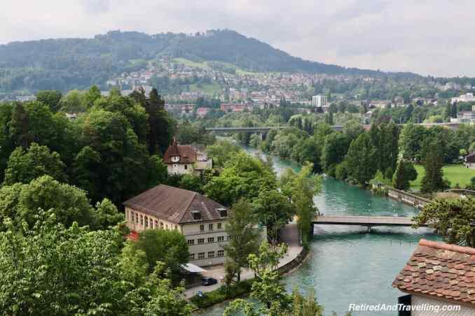 Gurten Mountain From Town - Panoramic Bern From The Gurten Funicular in Switzerland.jpg