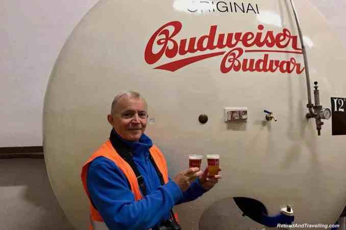 Czech Budwar Budweiser Tasting.jpg