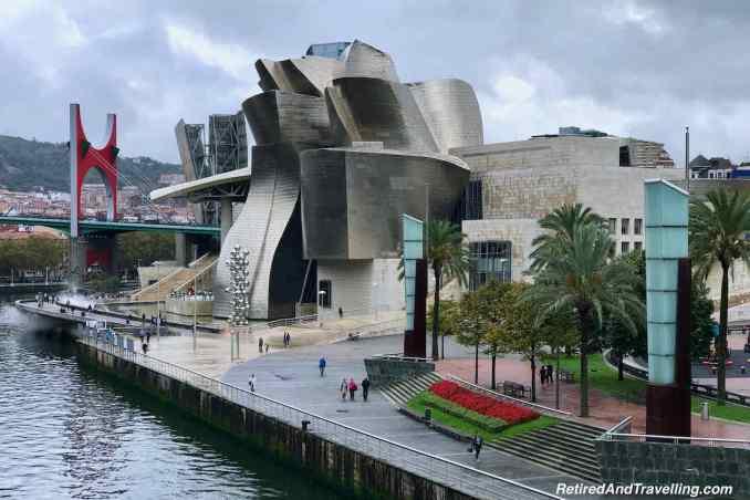 Bilbao Spain Guggenheim - Cruising Along The Coast Of Western Europe.jpg