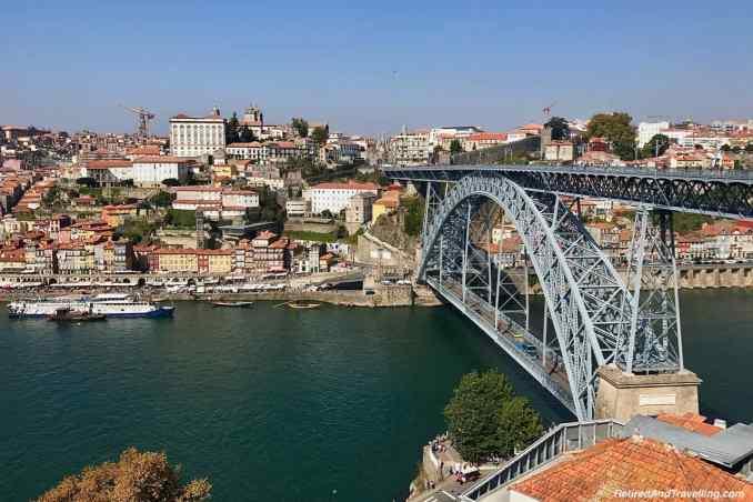Porto Portugal Bridge View - Cruising Along The Coast Of Western Europe.jpg