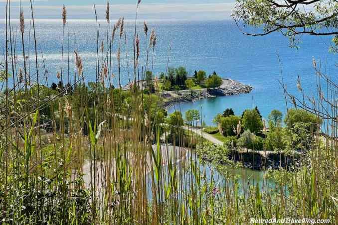 Scarboro Crescent Park - Bluffers Park On Lake Ontario Canada.jpg