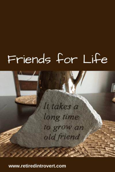 lifelong friends