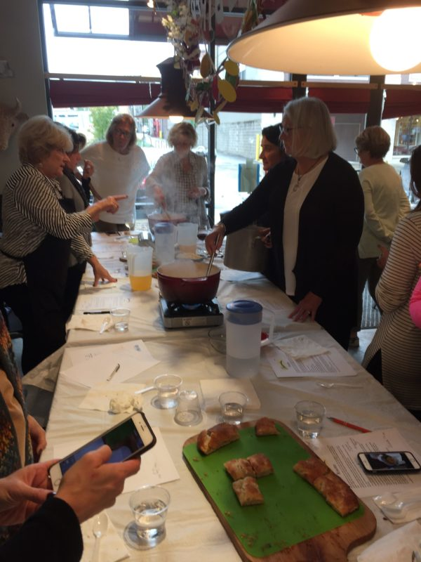 Risotto Cooking Class