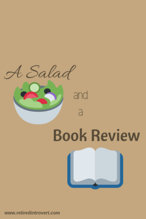 salad recipe and book review