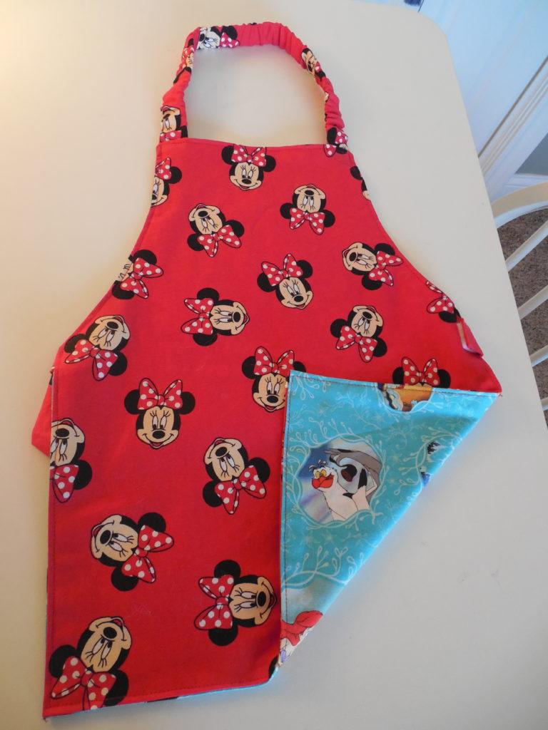 kid apron
