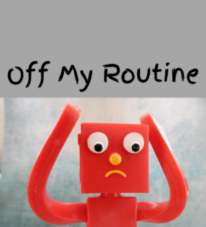 Off My Routine