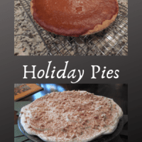 Pies for the Holidays