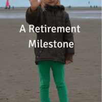 A Retirement Milestone